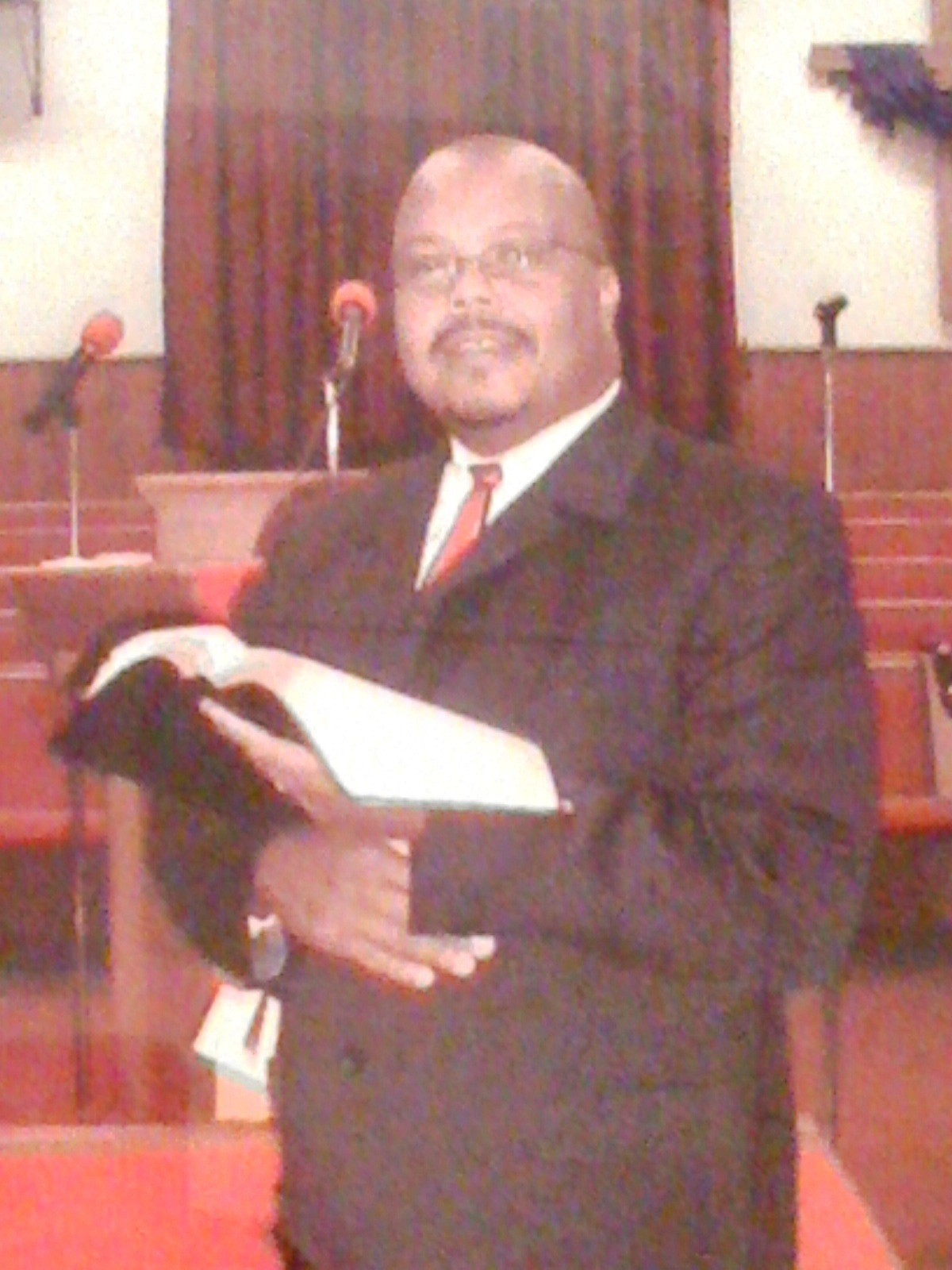 Pastor Williams